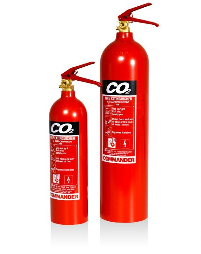 Fire Protection Equipment REFURBISHED